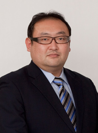 Koji Ikeda, Special Appointment Professor portrait