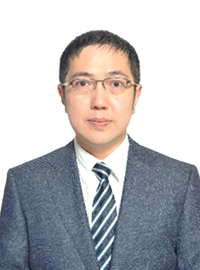 Kotaro Nochioka, Specially Appointed Associate Professor portrait