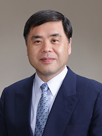 Hiroaki Shimokawa, Professor portrait