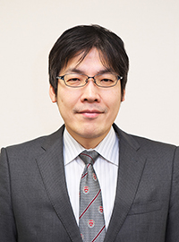 Takashi Shiroto, Specially Appointed Associate Professor portrait