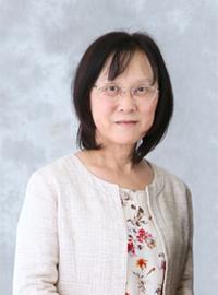 Yuka Suzuki, Special Appointment Professor portrait